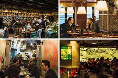 Restuarants in Hong Kong - The New York Times