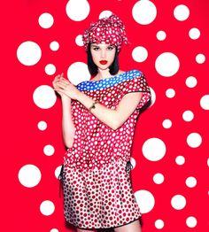Yayoi Kusama for Louis Vuitton 1