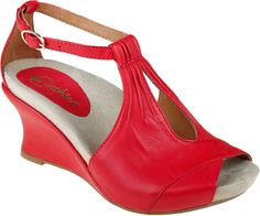 Shoes for my plantar fascitis that don't look like grandma shoes Plantar Fasciitis Shoes, Red Wedges, Earth Shoes, Bare Foot Sandals, Wedge Sandals, Womens Shoes Wedges, Mules Shoes, Comfortable Shoes, Me Too Shoes
