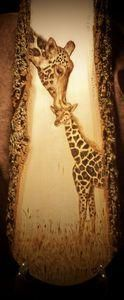 Pyrography by Renee'