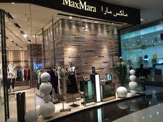 Max Mara Window
