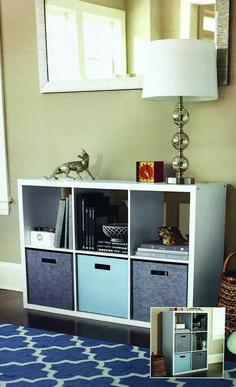Tips for Spectacular cube organizer exclusive on home decor gallery Storage Design, Storage Ideas, Storage Spaces, Storage Units, Cubicle Storage, Home Office Closet, Bedroom Storage, Diy Bedroom, Bedroom Kids