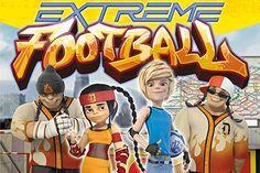 Extreme Football da oggi anche in libreria!