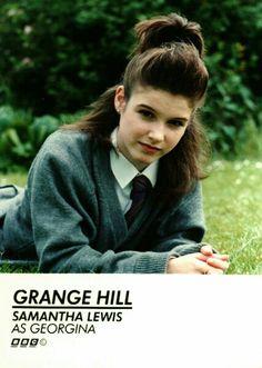 Lovely Georgina.