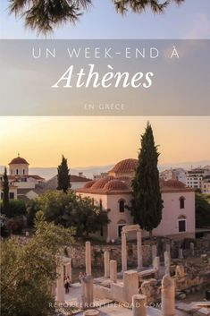 Visiter Athènes, le temps d'un week-end. Petit guide pour préparer son voyage à  Athènes et visiter ses plus beaux quartiers, l'Acropole et connaitre les meilleurs endroits...