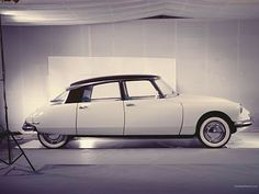 Citroën DS, IMHO one of most beautiful cars of all times