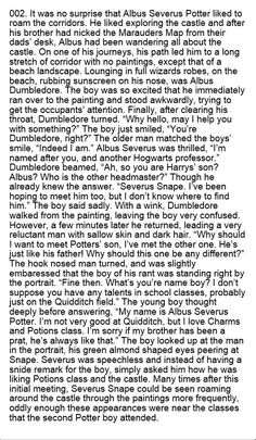 Harry Potter Head Canons. IM CRYING HELP DX
