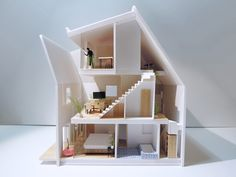 Architectural model making guide from Architekturmodellbau – Jener Leitfaden – First In Architecture Maquette Architecture, Architecture Model Making, Concept Architecture, Interior Architecture, Interior Design, Paper Architecture, Architecture Diagrams, Architecture Portfolio, Amazing Architecture