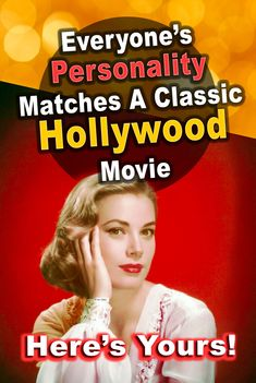 If you love old hollywood films and personality quizzes, then you've come to the right place! Find out your perfect match by through these questions! Golden Age Of Hollywood, Vintage Hollywood, Classic Hollywood, Old Movies, Vintage Movies, Personality Test Quiz, Video Film, Sports Humor, Perfect Match