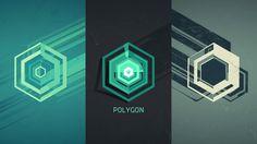 Create a fancy retro cascading stylized old-fashioned polygon! http:\\www.videocopilot.net