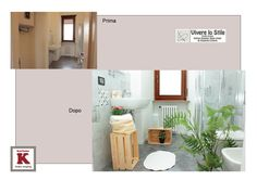 Narzole, con Karisma Home Staging, Bagno