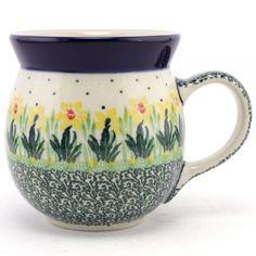 $28.99 Mug 17 oz (0.5 L) #253 | Slavica Polish Pottery