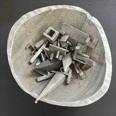 Geoffrey Clarke sculpture
