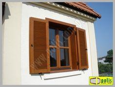 Window Glass Design, Shutters, My Room, Facade, Garage Doors, House Design, Windows, Garden, Outdoor Decor