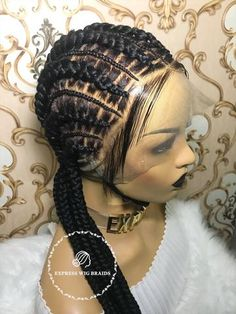 Shop Realistic Glueless Braided Wigs up to sale discount without hurting your pocket. USA Number one legal custom braided wigs store. Front Braids, Big Braids, Braids Wig, Braids For Kids, Lemonade Braids Hairstyles, Braided Hairstyles For Black Women, Kids Braided Hairstyles, Dreadlock Hairstyles, Cornrow Braid Styles