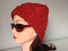 gift for women womens gift winter headband hand por AllSeasonsNL