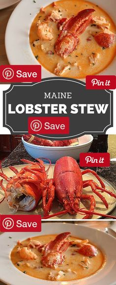 Absolutely decadent Maine Lobster Stew. Tons of fresh lobster meat in a lobster stock with sherry and cream. Comforting yet elegant - perfect for entertaining! Importants