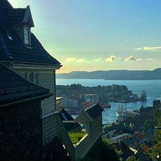 Bergen by @erikamatthias on Instagram