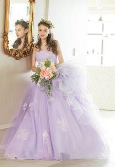 TAKAMI BRIDAL Girls Dresses, Flower Girl Dresses, Purple Dress, Wedding Photos, Lavender, Bridal, Wedding Dresses, Clothing, Flowers