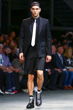 Givenchy Mens Spring  2015