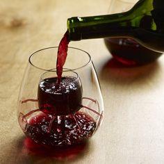 Stemless Aerating Wine Glass Set