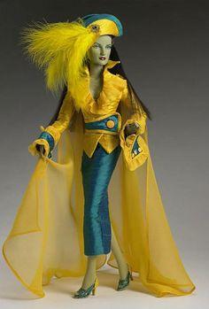 Tonner Doll Emerald City Cosmopolitan Wizard of Oz