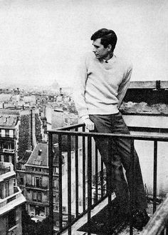 Anthony Perkins in Paris, 1961 Anthony Perkins, Tab Hunter, Norman Bates, Beautiful Person, Old Hollywood, Van Gogh, Movie Stars, Actors & Actresses, Cool Photos