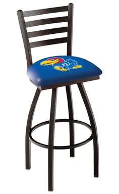 Use this Exclusive coupon code: PINFIVE to receive an additional 5% off the University of Kansas Bar Stool w/Back at SportsFansPlus.com
