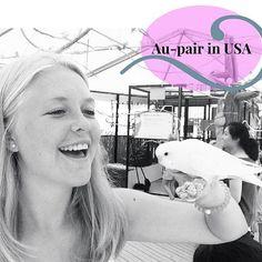 #Aupair знайшла собі друга - гарного і балакучого папужку :) #подорож #сша #америка #папуга #весело #happy #aupair_studyua #aupair_usa #aupairlife #visitusa #girl #goodday #aupairyear #smile #bomdia #кнлу