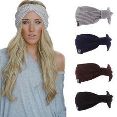 699a3eb72d5 Winter Warm Knit Men Women Baggy Beanie Ski Hat Slouchy Chic Cap. Fashion  HatsKnit ...