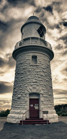 Lighthouse by Leah Kennedy, via 500px.