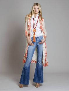 The Classic Collection- The Lilly Embroidered Jacket
