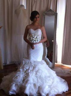 24d2425a3378 BN Bridal – Designer Alert  Norma Bridal Couture Like this. Organza Bridal