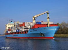 MAERSK ARKANSAS (MMSI: 477694100) Ship Photos | AIS Marine Traffic