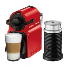 Nespresso Inissia Automatic Espresso Machine with Aeroccino Milk Frother Breville Espresso Machine, Italian Espresso Machine, Espresso Machine Reviews, Automatic Espresso Machine, Best Espresso Machine, Cappuccino Maker, Cappuccino Machine, Espresso Maker, Coffee Maker With Grinder