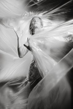 grayscale photography of woman covered in plastic surgery photoshoot Best Plastic Surgery Pictures [HD] What Is Plastic, Pierre Marie, La Reproduction, Plastic Surgery Photos, Plastic Foil, Plastic Wrap, Plastic Packaging, Packaging Boxes, Photos Of Women