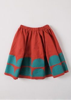 Seriously adorable skirt from Bobo Choses (via Darling Clementine)