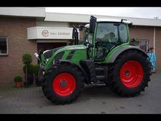 Süper Kompakt Traktör - Fendt 500 Vario