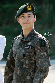 Song Joong Ki❤️ | cuteness overload @military service