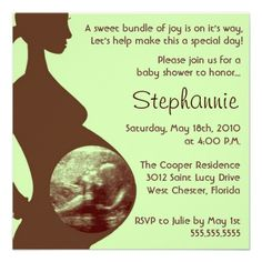 20 best ultrasound baby shower invitations images on pinterest pregnant woman baby shower invitations baby shower invites for girl baby shower cards girl filmwisefo
