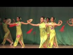 2006 Celebration of 57th National Day of China . 中国57th周年国庆 12. 六月柳 - YouTube
