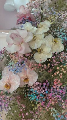 Photo from Glossier Green Moon, Flower Aesthetic, Glossier, Flower Wallpaper, Pretty Flowers, White Flowers, Picture Wall, Art Forms, Decoration