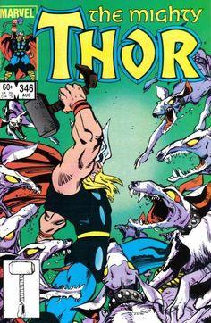 Walt Simonson, The Mighty Thor