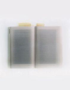 KATJA MATER, Transparent Book.
