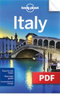 Top 12 Italian Summer Hot Spots: eBook Travel Guides and PDF Chapters from Lonely Planet: