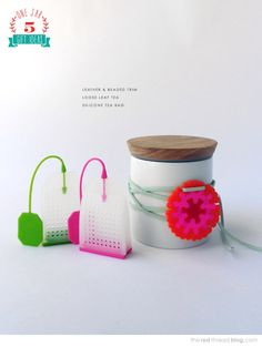 one Ikea jar: five gift ideas