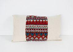 Sofa Wild Hemp Cushion Cover Pillow Case by HomemadeThailand