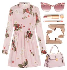"""""""Untitled #682"""" by iamsamball on Polyvore featuring RED Valentino, Miu Miu, Emilio Pucci and Chloé"""
