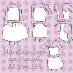 Sofilantjes - Mantica jurk