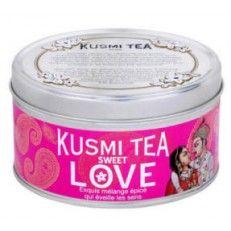 Kusmi love tea